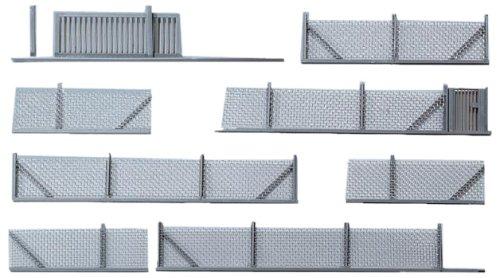 FALLER 272420 - Industrie-Metallzaun