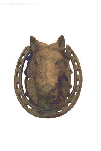 ILBOTTEGONE Battiporta Cavallo Campanello Antico