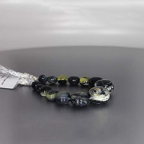 Ópalo mexicano único liso – 8,5 x 8,5 a 17 x 17 mm, 100% ópalo mexicano certificado 100% natural, calidad de gemas, 6 pulgadas de hilo completo, precio por hebra