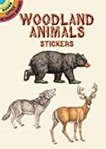 Woodland Animals Stickers (Dover Little Activity Books Stickers)