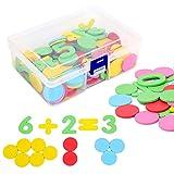 Puzzle 100 Piezas Figura Aritmética Bebé Matemáticas Color Circular Juguetes De Madera Geometría Matemática Chip De Madera Juguete Educativo Montessori para Chico