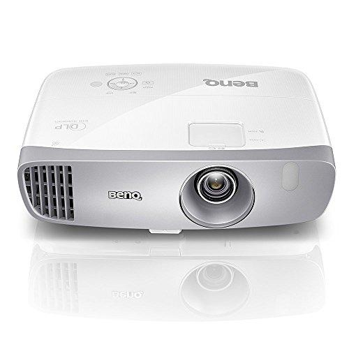 BenQ HT2050A 1080P DLP Home Theater Projector, 2200 Lumens, 96% Rec.709, 3D, 16ms Low Input Lag, 2D Keystone, HDMI (Renewed)