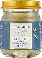 Kinohimitsu Bird's Nest, Butterfly Pea flower, 75g (Pack of 6)
