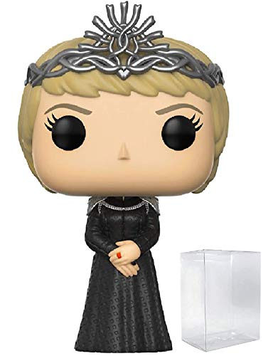 Game of Thrones: Cersei Lannister #51 Funko Pop! Vinyl Figure (Includes Compatible Pop Box Protector Case)