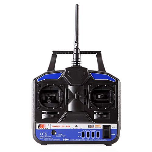 Goolsky 2.4 G 4CH Radio Modello RC trasmettitore e Ricevitore