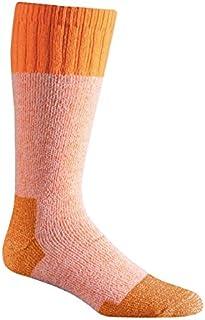 Fox River Outdoor Wick Dry Outlander Heavyweight Thermal Wool Socks, Large, Orange