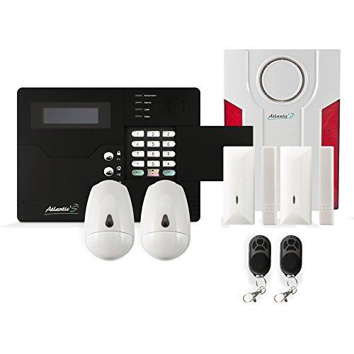 Meilleure alarme maison gsm