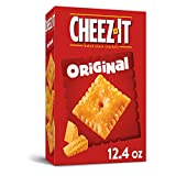 Cheez-It Baked Snack Crackers, Original, 12.4 oz