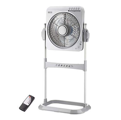 SJHSAIU Hogar Ventilador eléctrico, Ventilador Mando a Distancia página Vertical, Ventilador de Piso de Ahorro de energía, Ventilador de Mesa mecánica, refrigerador de Aire de Verano, el Tiempo Puede