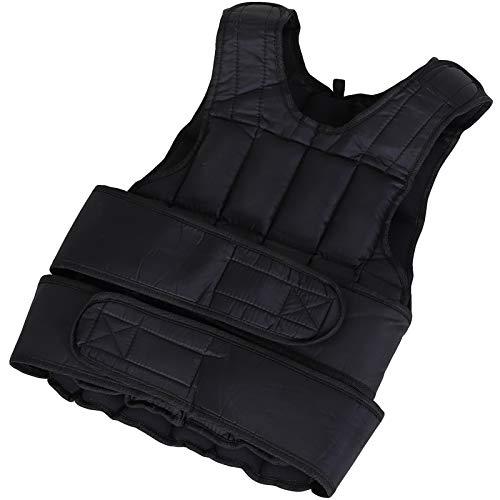HOMCOM 15kg Men Or Women Waist Trainer Vest Adjustable Weighted w/ 38 Weight...