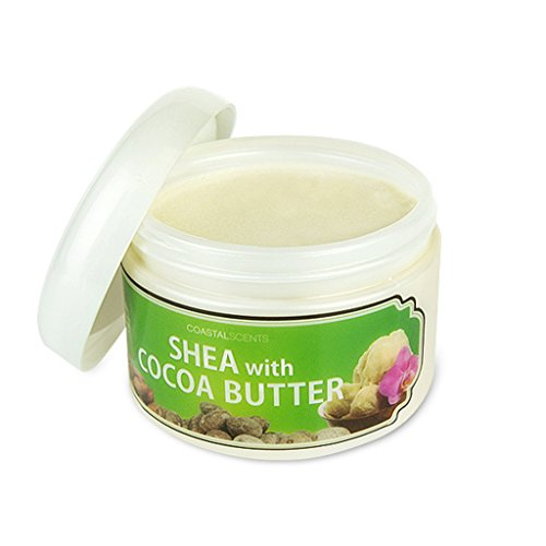 Coastal Scents Shea with Cocoa Butter 10 Oz.