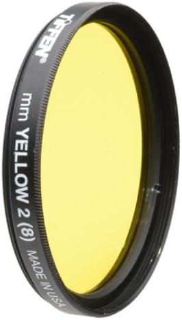 Yellow Tiffen 62mm 8 Filter