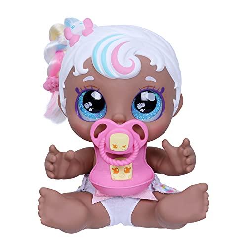 "Kindi Kids Scented Sisters 6.5"" Doll and 2 Accessories - Mini Mello"