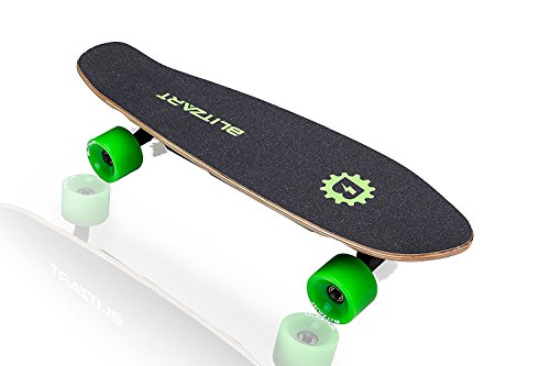 BLITZART Mini Flash 28' Electric Skateboard Motorized...