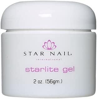 Star Nail Starlite Uv Gel Thick Clear 2 Oz