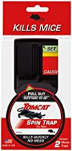 Tomcat Spin Trap for Mice, 2 Traps