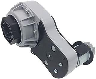 LinkePow 570 12 Volt Motor Gear Box for Megatredz Motion Trendz, 12 V Motor for Yamaha Raptor 700R Kids Ride On Toys Replacement Parts