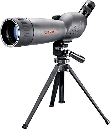 Tasco World Class 45º Telescopio, Unisex Adulto, Gris, 20-60 x 80 mm