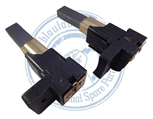 Original Blaufaust® Kohlebürsten mit Halter Dyson YDK Motor DC DC08, DC11, DC19, DC23, DC37 DC 19 20