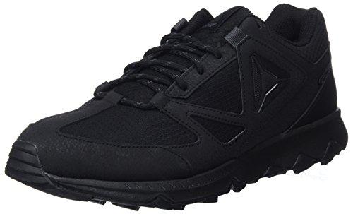 Reebok Herren Walk-Schuh Skye Peak GTX 5.0 Fitnessschuhe, Schwarz (Black/Ash Grey/Coal 000), 42.5 EU