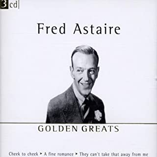 fred astaire golden greats