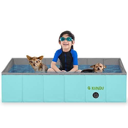 2. Best Rectangular: Kundu Rectangular Bathing Tub