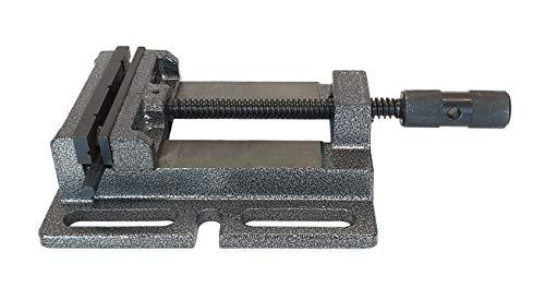 Berger & Schröter 60429 - Tornillo de banco para máquina (125 mm)