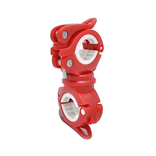 lututy Fiets Koplamp Lamp Houder, Zaklamp Lamp Clip, Koplamp Houder, Mountainbike Vaste Beugel, Rij-Accessoires