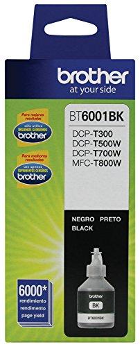 Brother BT6001BK botella de tinta, 6000 Paginas