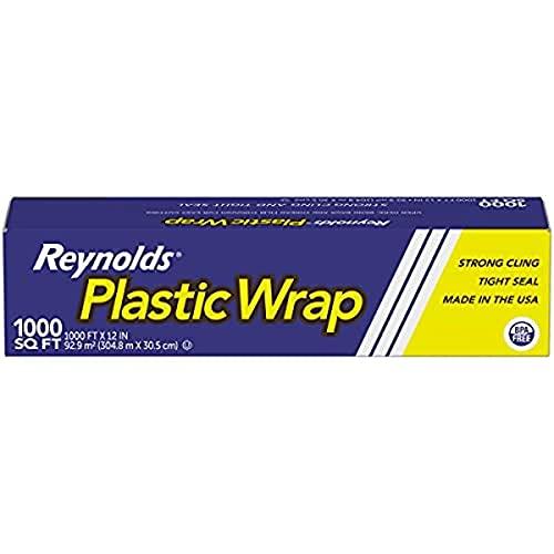 Reynolds Plastic Wrap, 1000 Square Foot Roll