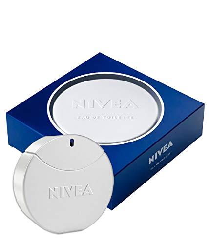 NIVEA Creme Eau de Toilette (30 ml), NIVEA Creme EDT mit dem ikonischen Duft der NIVEA Creme, Duft im edlen Parfum-Flakon & NIVEA Schmuckdose