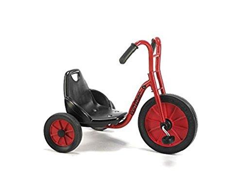 Viking Dreirad Easy Rider (Alter: 3-6 Jahre / Lenkerhöhe 63 cm / Sitzhöhe 15 cm) von Winther