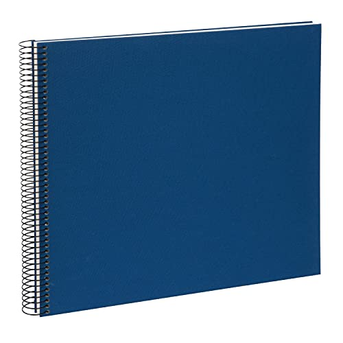 goldbuch 25376 Spiralalbum Bella Vista, Foto Album 35 x 30 cm, Fotoalbum mit 40 weiße Seiten,...