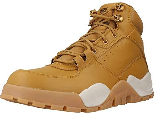 Nike Schuhe Rhyodomo Wheat-Wheat-Light Bone-Gum Med Brown (BQ5239-700) 42 Braun