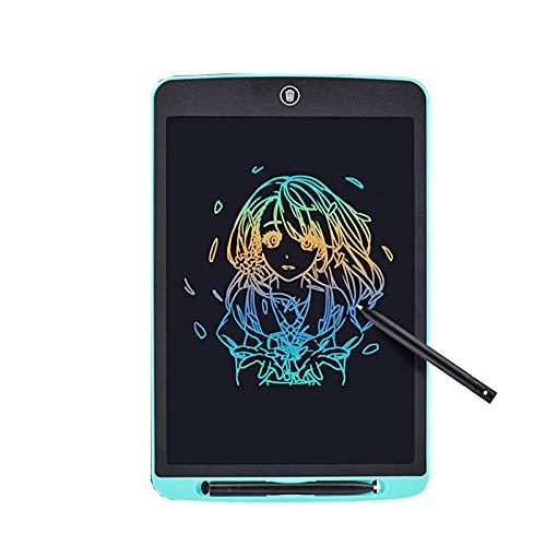 Tableta De Escritura LCD 12 Pulgadas Tablet Escritura Pantalla Infantil Tableta Grafica Dibujo Pizarra, Portátil, Tableta De Dibujo, para Niños, Adultos, Oficina, Escuela, En Casa