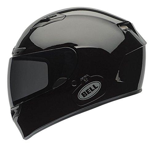 BELL Helmet Qualifier Dlx, Solid Gloss Schwarz, Größe S