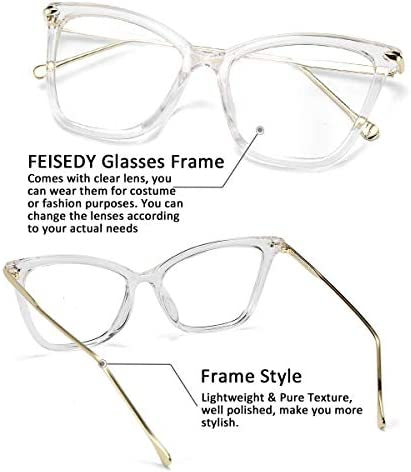 Clear womens glasses _image0