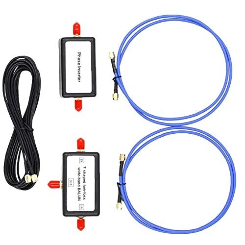 Radio de respuesta profesional de antena magnética portátil pasiva de antena profesional pasiva para HF y reemplazo VHF para yoloop