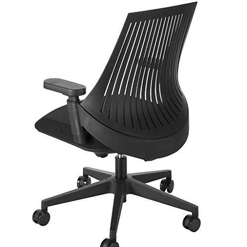 N/Z Daily Equipment Office Furniture/Comfortable Long Seated Reclining Computer Chair/Ergonomic Office Chair/Home Waist Chair/Adjustable Cushion Black 48X62X111Cm Black 48 * 62 * 111cm