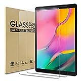 WD&CD Lot de 2 Verre Trempé Compatible pour Samsung Galaxy Tab A 10.1' (2019) 【Garantie à Vie】, Protection écran Compatible pour Samsung Tab A 2019【Anti-Rayures】【Anti Bulle】【Haute Définition】