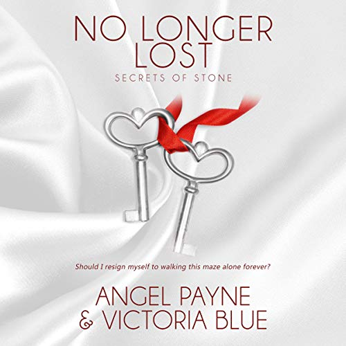 No Longer Lost Audiobook By Angel Payne,                                                                                        Victoria Blue cover art