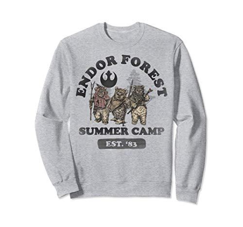 Star Wars Ewok Endor Camp Speeder Vintage Sudadera