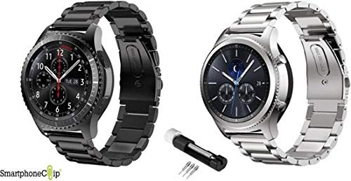 2-pack Schakel bandje - Samsung Galaxy Watch (46mm)/Gear S3