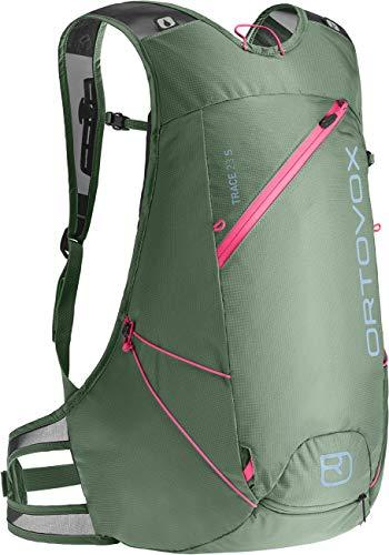 Ortovox Damen Trace 23 S Skitourenrucksack, Green Isar, 23 Liter (32 x 51 x 17 cm), Einheitsgröße