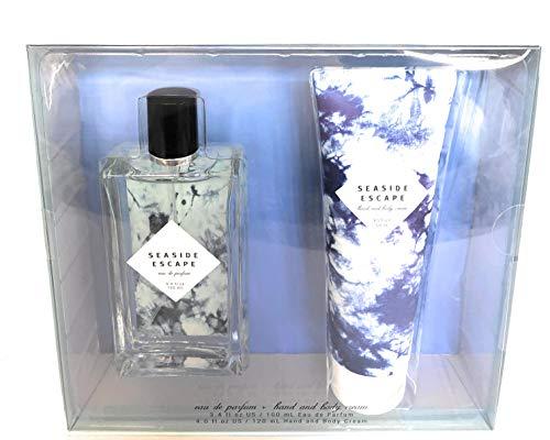 Tru Fragrance Seaside Escape Eau De Parfum Lotion Set