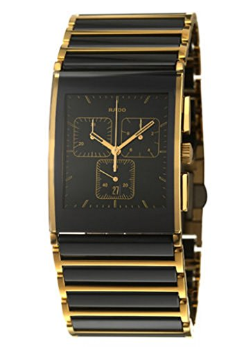 Rado Integral R20851162 - Reloj de Pulsera para Hombre, cronógrafo, Fecha, analógico, de Cuarzo