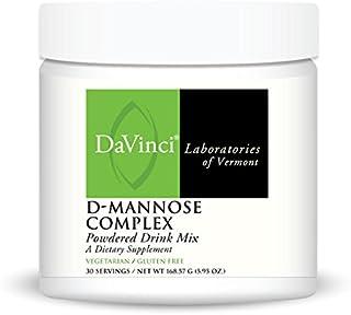 DaVinci Labs D-Mannose Complex, 5.95 Ounces (30 servings)