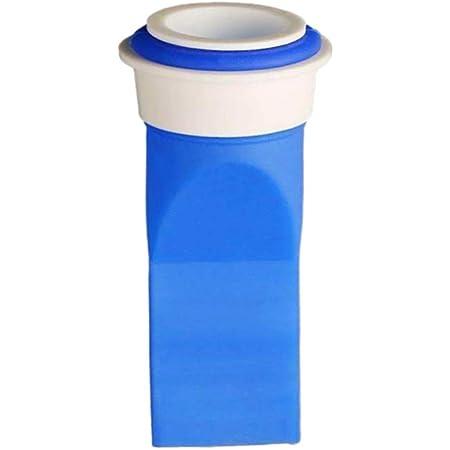 desodorante tuber/ía de agua tubo de desag/üe junta de alcantarillado tap/ón de goma tubo de agua 5 piezas de silicona desodorante de UPKOCH ba/ño para cocina