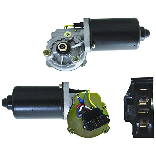 New Front Wiper Motor Replacement For 1995-96 Dodge Ram, 1988-96 Dakota, 1990-94 Chrysler Lebaron Spirit Imperial New Yorker Dynasty 4389131, 4584260, 55155043