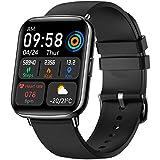 DOOK IP68 Smartwatch 2021, Reloj Inteligente Mujer/Hombre, 1.69' Pantalla Táctil Rastreador De Ejercicios, Monitor De Sueño, Contador De Pasos, Smartwatch Hombre Mujer para iOS Android